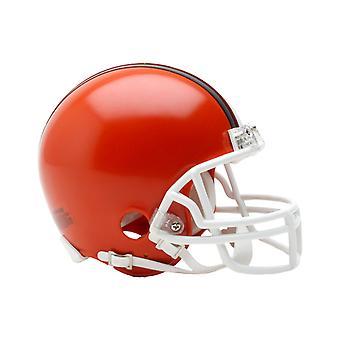 Riddell VSR4 مصغرة خوذة كرة القدم -- كليفلاند براونز 1975-2005