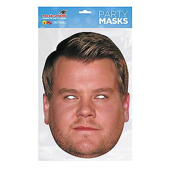 Mask-arade James Corden Party Mask