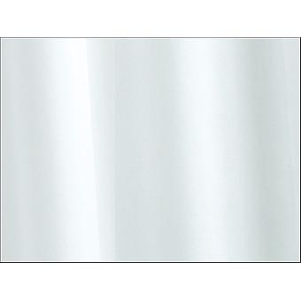 Croydex PVC Shower Curtain White AE100022