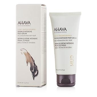 Ahava Dermud Intensive Foot Cream 100ml/3.4oz