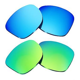 العدسات استبدال الاستقطاب لأوكلي هولبروك النظارات الشمسية المضادة للخدش المضادة للوهج UV400 من قبل SeekOptics