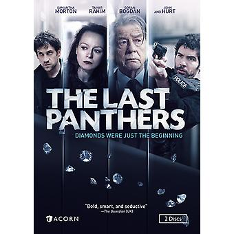 Last Panthers [DVD] USA import
