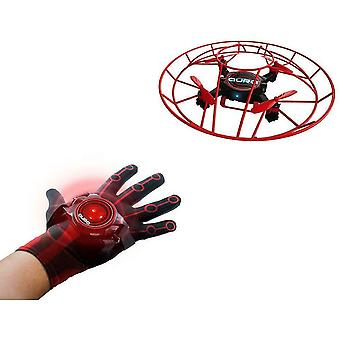 Aura GestureBotics Telekinetic Gesture-Controlled Flying Drone - KD Interactive