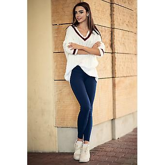 Winter Style Full Length Very Warm Thick Heavy Cotton Pant P28