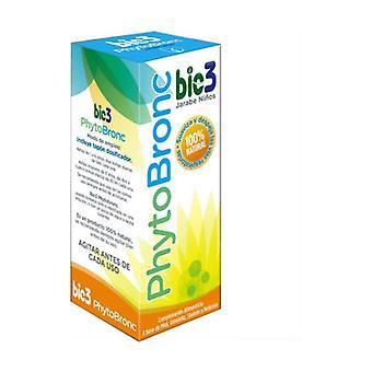 Phytobronc Syrup for Children 210 g (Orange)