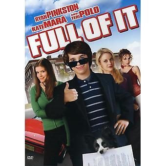 Full of It [DVD] USA import