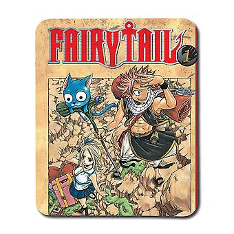 Manga Fairy Tail Mouse Pad