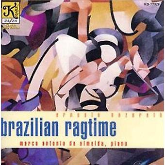 Brazilian Ragtime - Nazareth: Brazilian Ragtime [CD] USA import