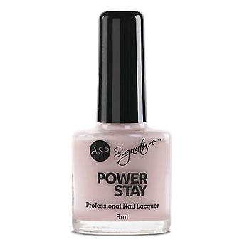ASP Power Stay Professional Nail Lacquer - Strawberry Cream