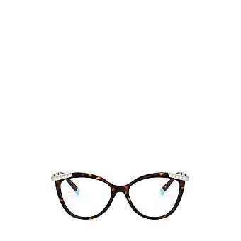 Tiffany TF2198B havana female eyeglasses