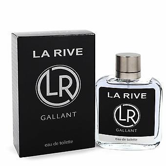 La Rive Gallant by La Rive Eau De Toilette Spray 3.3 oz / 100 ml (Men)