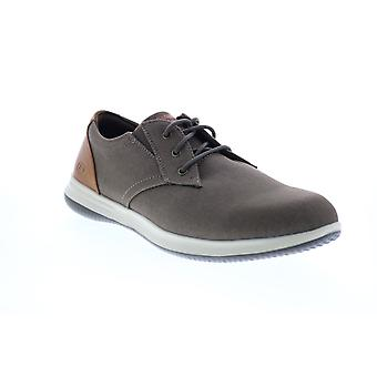 Skechers Darlow Remego Mens Brown Oxfords & Lace Ups Plain Toe Chaussures