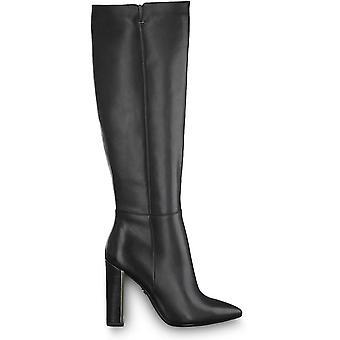 DA Stiefel Black Heel Long Boots