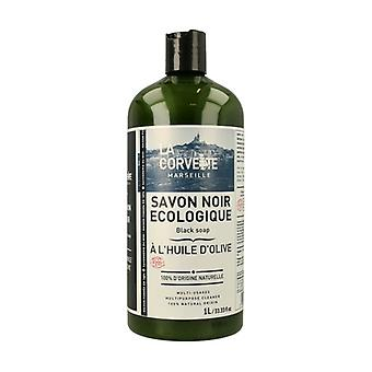 Black Soap with Olive Oil 1 L