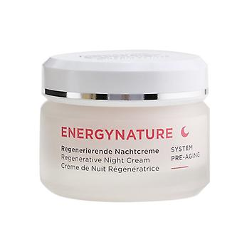 Annemarie Borlind Energynature System Pre-Aging Regenerative Night Cream - For Normal to Dry Skin 50ml/1.69oz