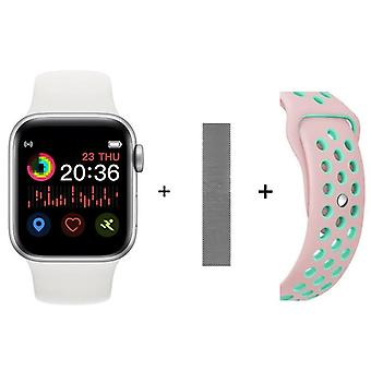 Bluetooth Call Heart Rate Sport Fitness Monitor Smartwatch