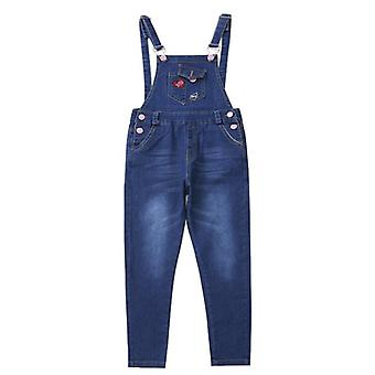 Pantaloni in tuta jeans denim