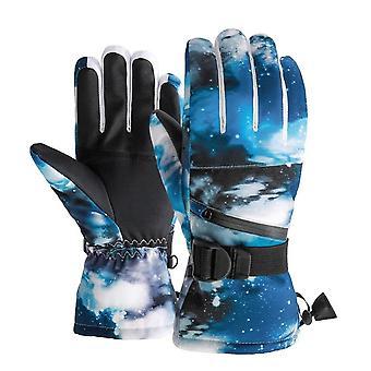Ski Ultralight Waterproof Winter Warm Gloves