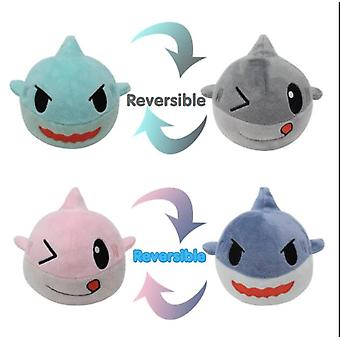 12 cm Reversible Plush Doll HOT Soft Plush Colorful Crewmate Plush Toy Game Doll Cute Hand Size Kids Gift