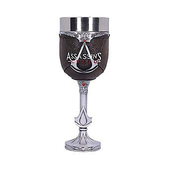 Nemesis Now Assassins Creed Goblet Of The Brotherhood 20.5cm