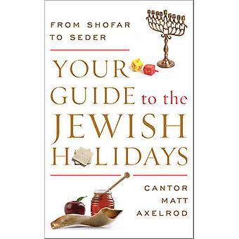 La tua guida alle festività ebraiche