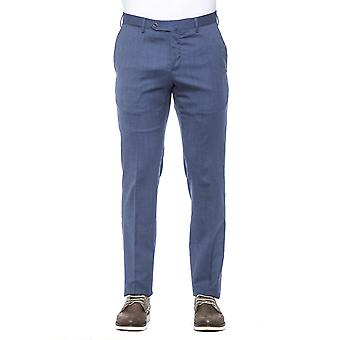 Pt Torino Men's Blue Pants