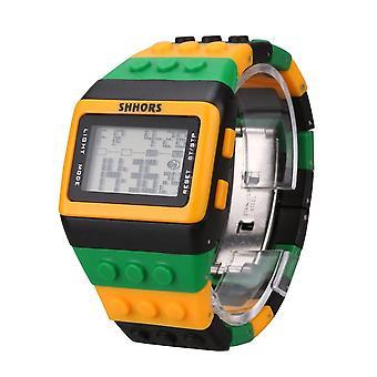 Digital Wrist Watch Men's