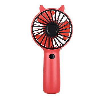 Usb Charging Mini Handheld Hanging Neck Small Fan
