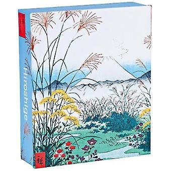 Notecards  Hiroshige Seasons Quicknotes
