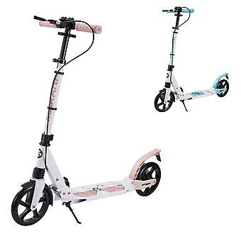 Makani Scooter Lunox klappbar, Seitenständer, Handbremse, ABEC7-Lager, Aluminium