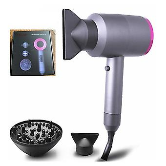 3 In 1 Professional Mini Home & Travel Use Hair Dryer With 3 Changeable Nozzles