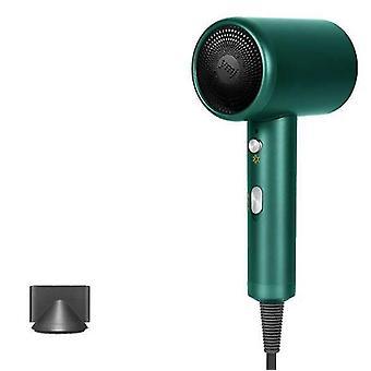 قابل للطي الأخضر الأزرق أنيون مجفف الشعر الساخنة والباردة الرياح عالية الطاقة مجفف الشعر المحمولة القابلة للطي لون الموضة التدرج x3554