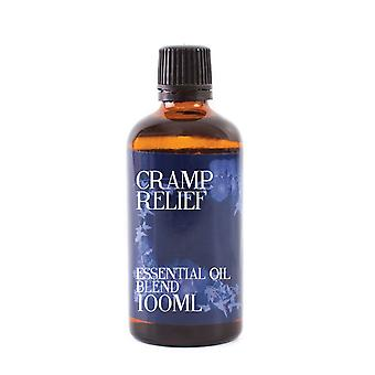 Mystic Moments Cramp Relief - Essential Oil Blends 100ml