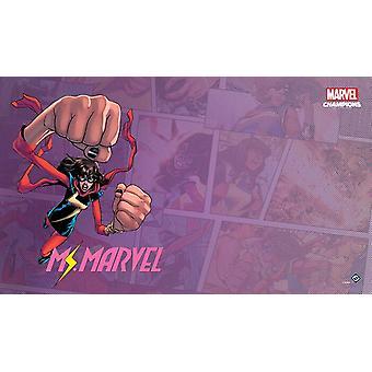 Marvel Champions: Hra Ms. Marvel Mat