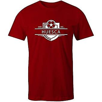 Sporting empire huesca 1922 established badge football t-shirt