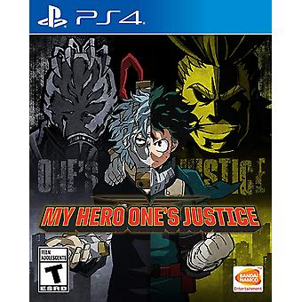 MY HERO One's Justice PS4 Game (#)
