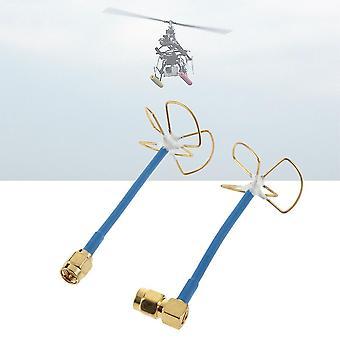 5.8g Rc Fpv Antenne / Gerade Form Klee Empfang Vier-Blatt-Klee