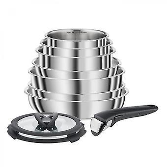 Seb Compact Cookware Set 10 Pcs