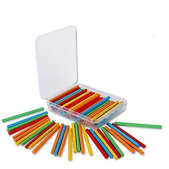 Aritmetisk pind børn's pædagogiske legetøj