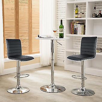 Modern Rotatable And Adjustable Bar Chairs