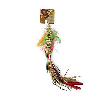 Penn Plax Bird Life Sucette Kabob Bird Toy - 11.5» Long