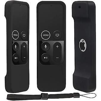 Robotic toys remote case compatible for apple tv 4k/4th gen - lightweight anti-slip secure protective cover
