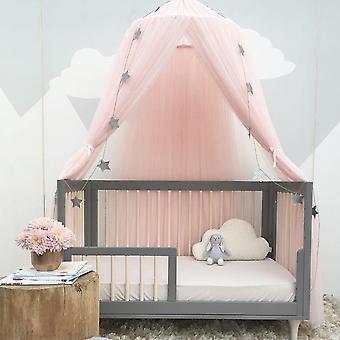 חופה לילדים כיפה בצורת קישוט משתלה, ילדה ילד Playhouse, כילה נגד יתושים לילדים המיטה