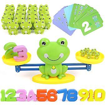 Montessori Maths Scales Lelu (satunnainen väri)