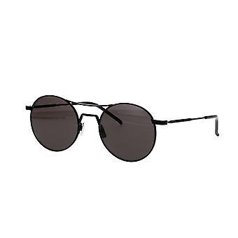Saint Laurent SL 421 001 Black/Grey Sunglasses