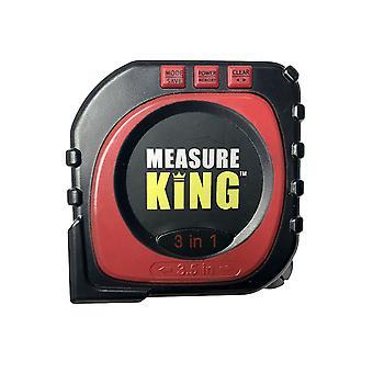 Silktaa Multifunctional Laser Tape Measure Measuring Tool