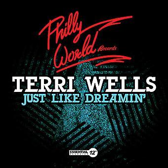 Terri Wells - net zoals Dreamin USA import