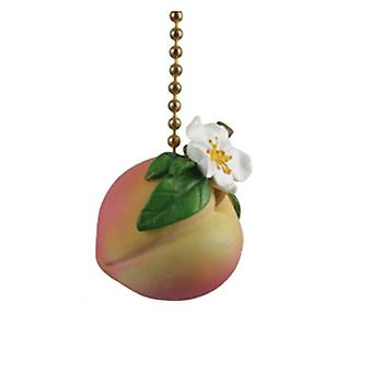 Juicy Fruit Georgia Peach plafond ventilateur Pull Chain