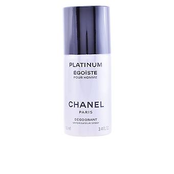 Chanel Égoïste Deo Spray 100 Ml For Men