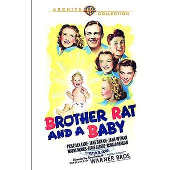 Rato do irmão e um bebê (1940) [DVD] EUA importar